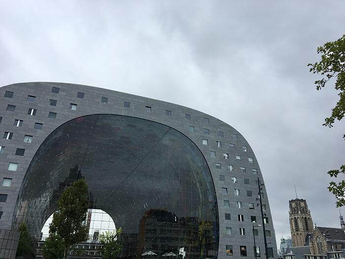 Bezienswaardigheden Rotterdam: Markthal Rotterdam