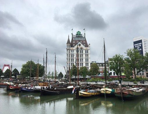 Bezienswaardigheden Rotterdam