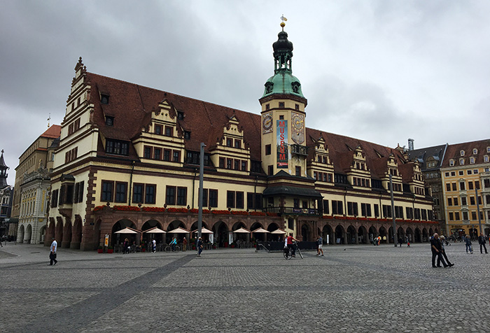 Roadtrip Oost-Europa - Leipzig