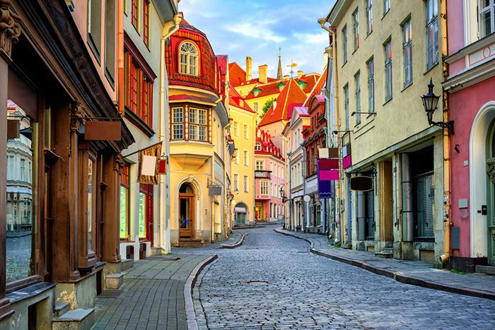 Stedentrips in Europa