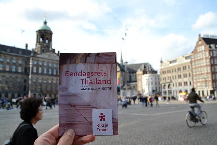 Thaise hotspots Amsterdam