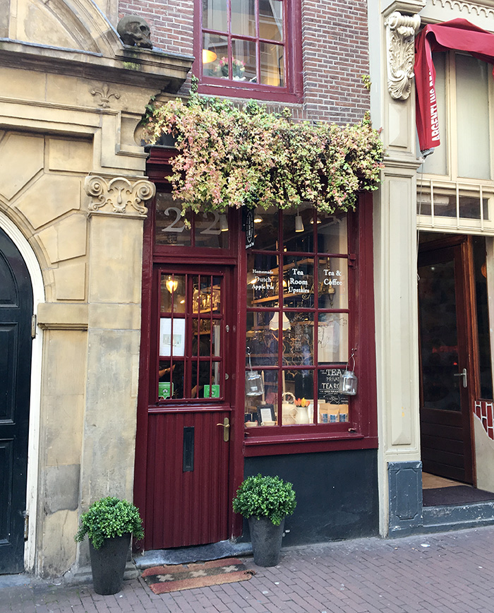 Kleinste huis van Amsterdam