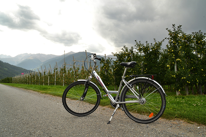 Fietsen Zuid-Tirol