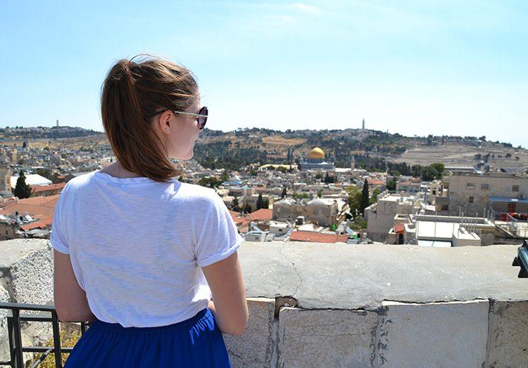 Jeruzalem bezienswaardigheden