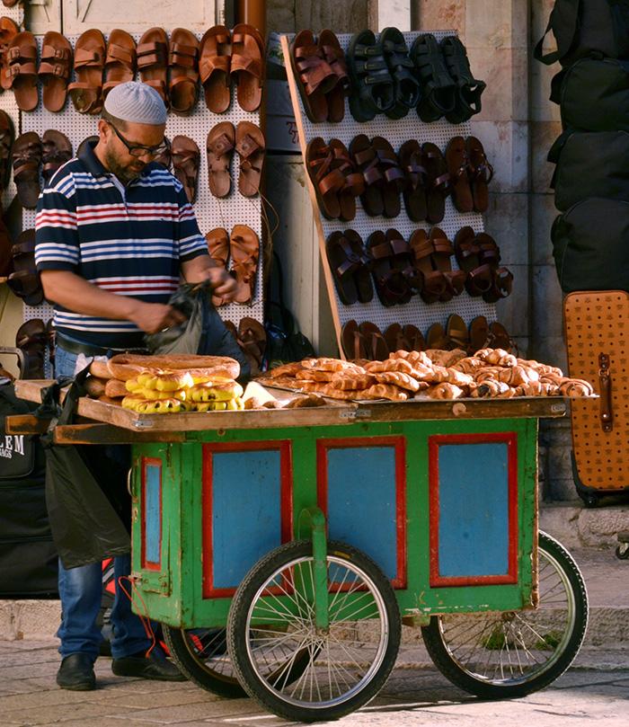 Jeruzalem bezienswaardigheden: Joodse quarter