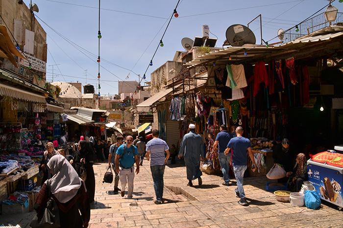 Jeruzalem bezienswaardigheden: Arabische Markt