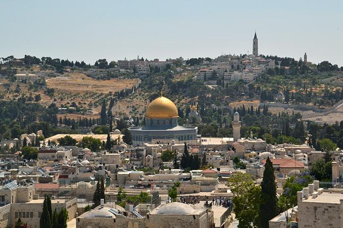 Jeruzalem bezienswaardigheden: Toren van David
