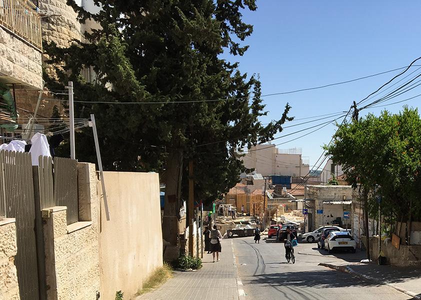 Jeruzalem bezienswaardigheden: Mea Sjearim