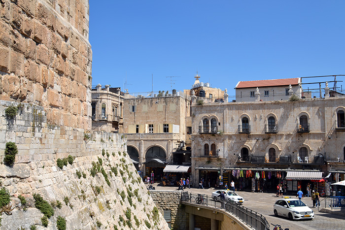 Jeruzalem bezienswaardigheden: Tower of David
