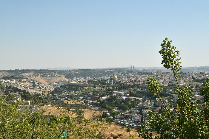 Jeruzalem bezienswaardigheden: Mount Scopus