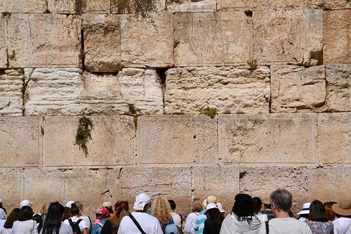 Jeruzalem bezienswaardigheden: de Klaagmuur