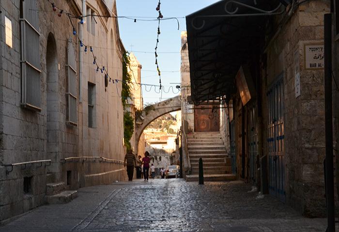 Jeruzalem bezienswaardigheden: Via Dolorosa