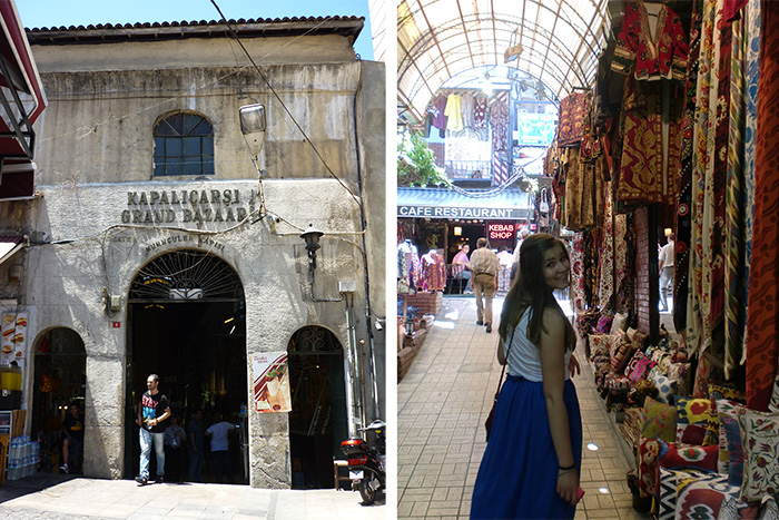 Bezienswaardigheden Istanbul: Grote Bazaar