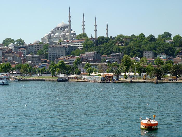 Bezienswaardigheden Istanbul: Bospurus