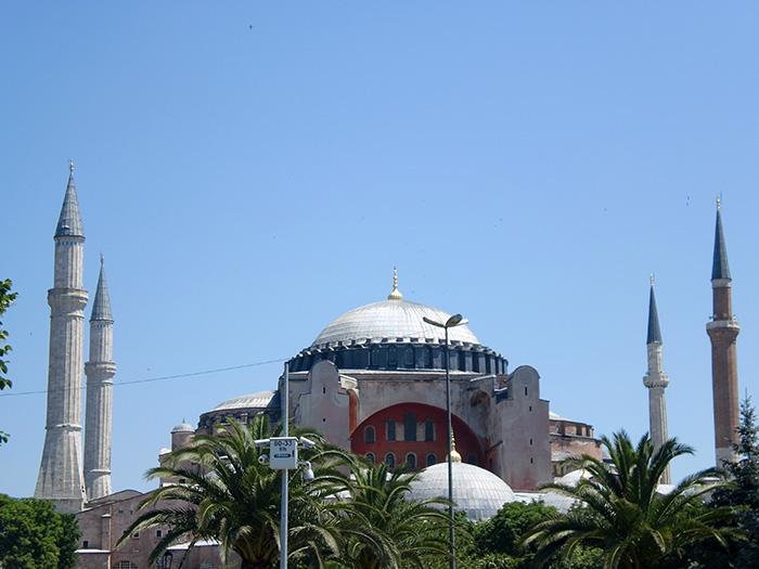 Bezienswaardigheden Istanbul: Hagia Sophia