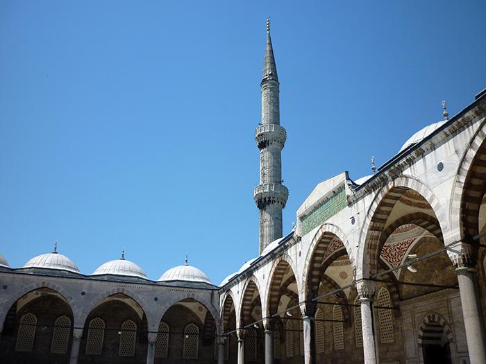 Bezienswaardigheden Istanbul: Blauwe Moskee