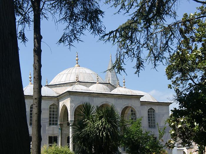 Bezienswaardigheden Istanbul: Topkapi Paleis