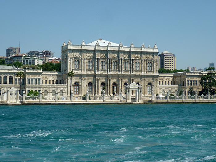 Bezienswaardigheden Istanbul: Dolmabahce Paleis