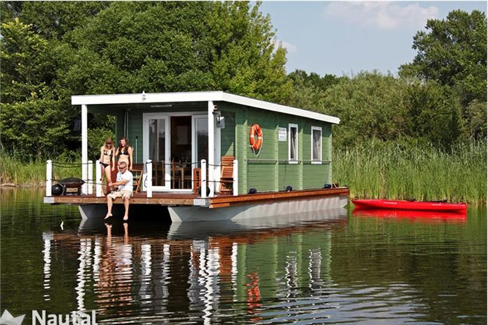 Op vakantie met een boot