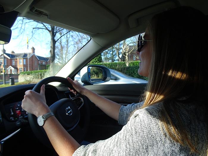Tips links rijden