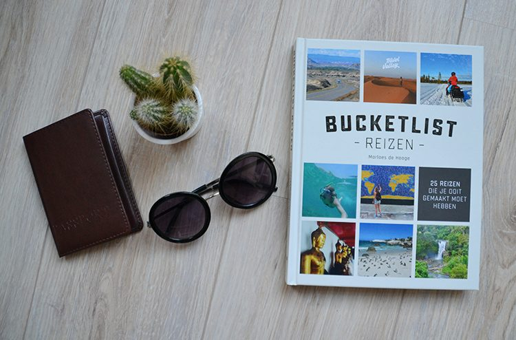 Bucketlist Reizen - Marloes de Hooge