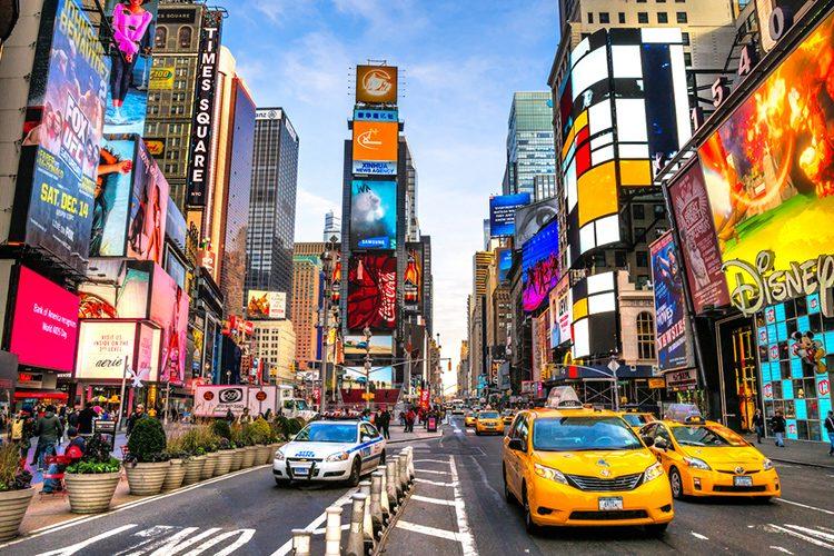 Geld besparen New York
