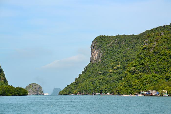Roze dolfijnen Thailand