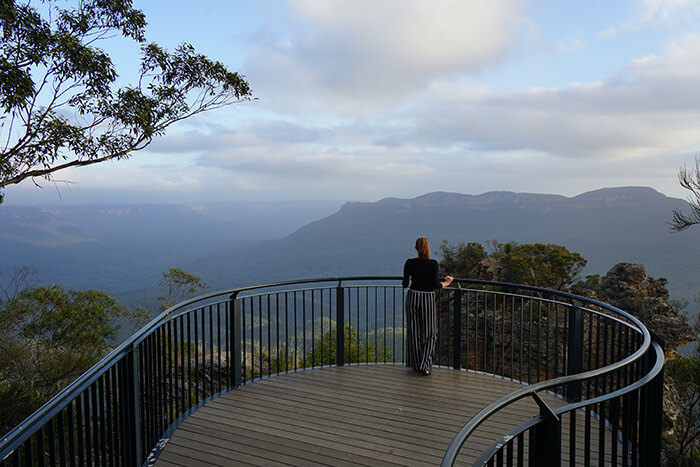 Blue Mountains Australië