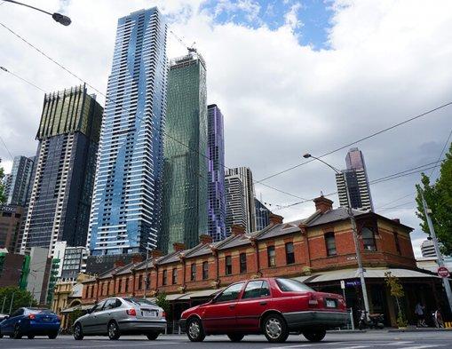 Melbourne bezienswaardigheden