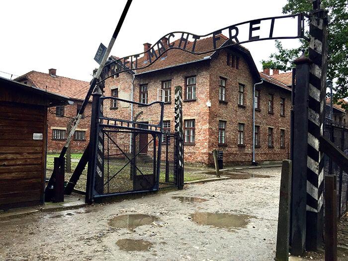 Bezienswaardigheden Krakau: Auschwitz