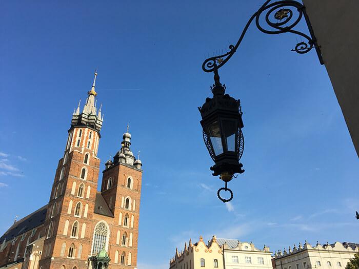 Bezienswaardigheden Krakau: Mariakerk