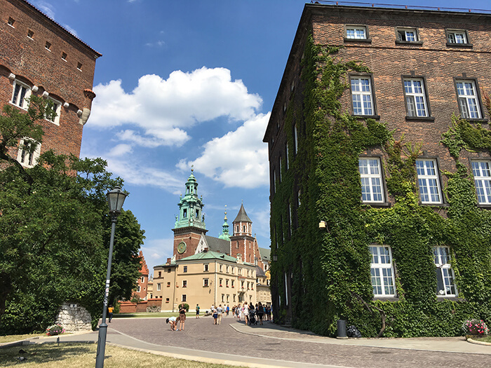 Bezienswaardigheden Krakau: Wawelburcht