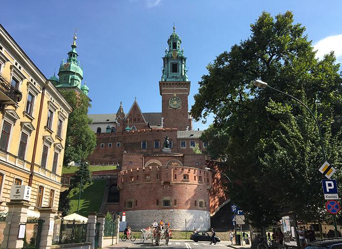Bezienswaardigheden Krakau: Wawelkathedraal