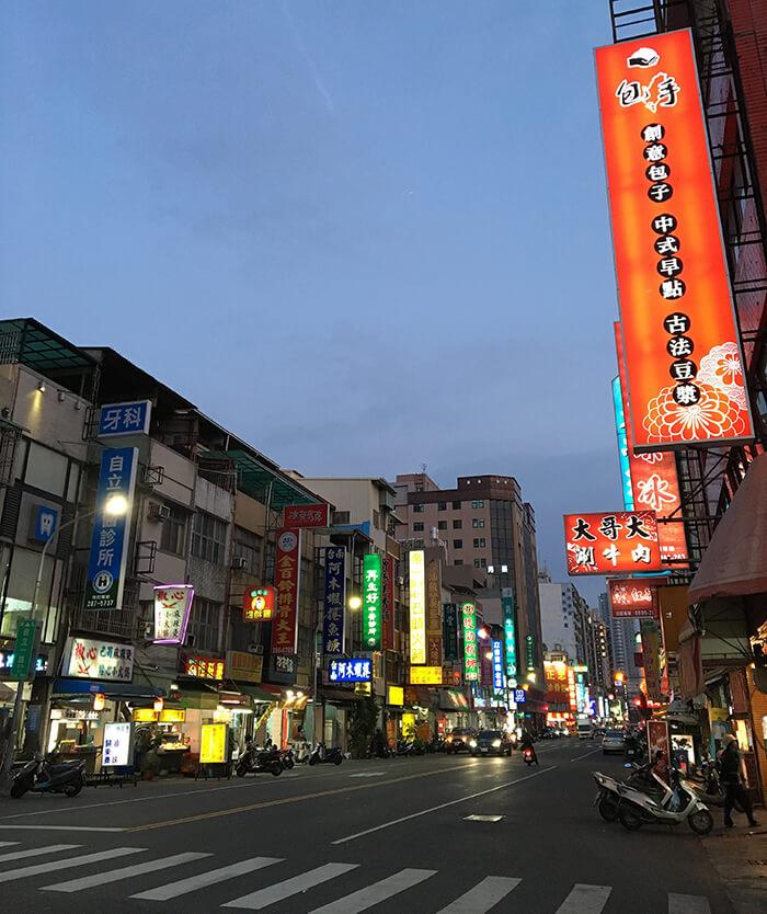 Tips Taiwan