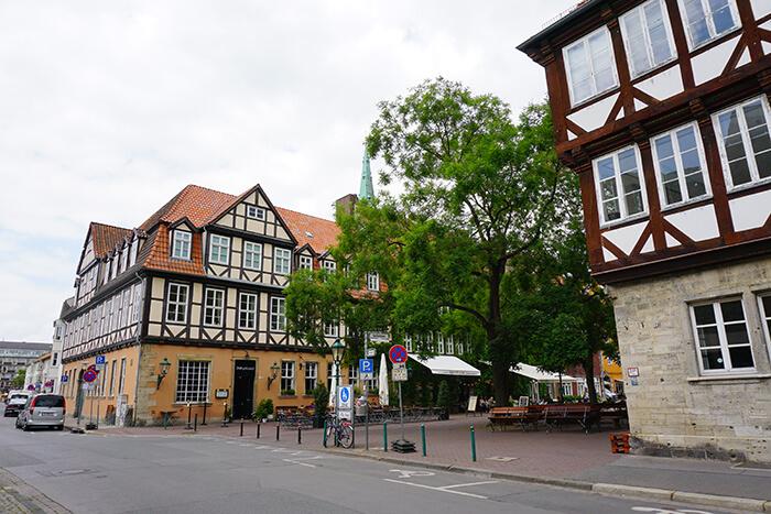 Bezienswaardigheden Hannover
