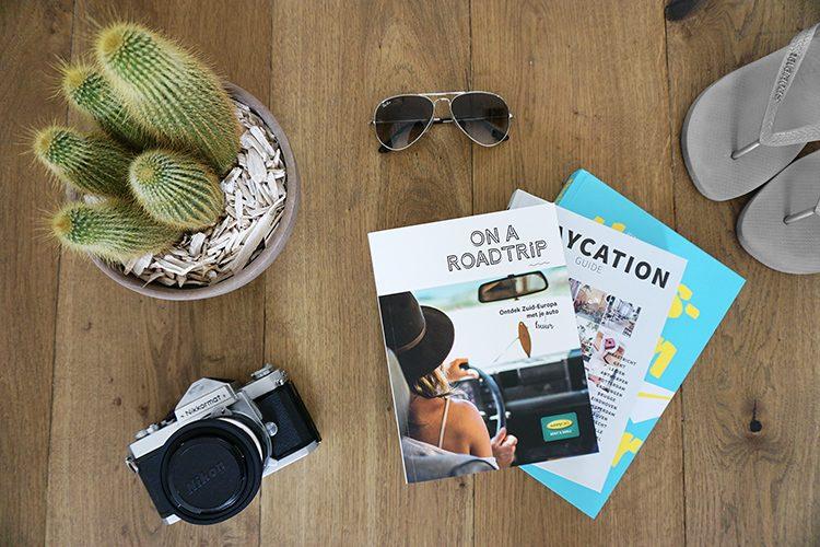 Nieuwe reisboeken zomer 2018