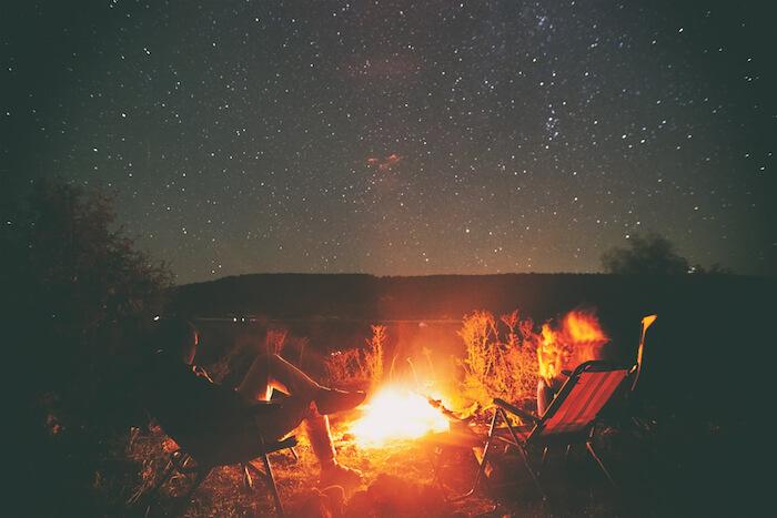 Waarom kamperen