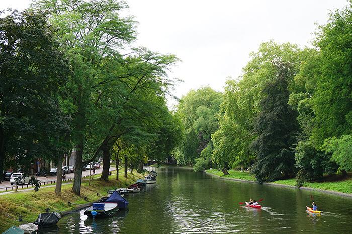 Wat te doen in Utrecht: kano huren