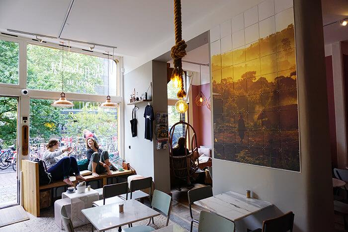 Wat te doen in Utrecht: 't Koffieboontje