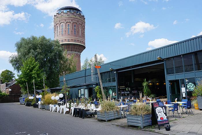 Wat te doen in Utrecht: Rotsoord