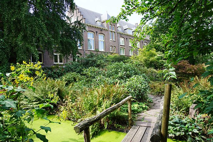 Wat te doen in Utrecht: Oude Hortus