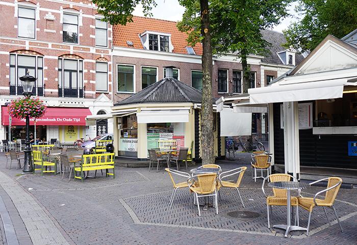 Wat te doen in Utrecht: Broodje Carlo & Broodje Mario