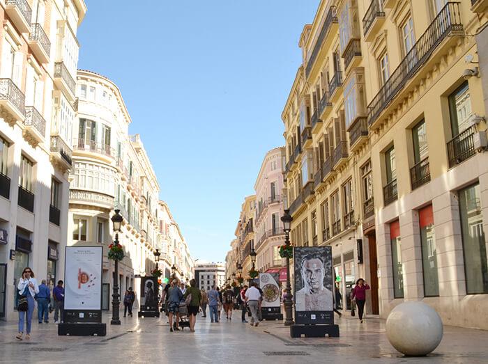 Stedentrips Spanje: Malaga