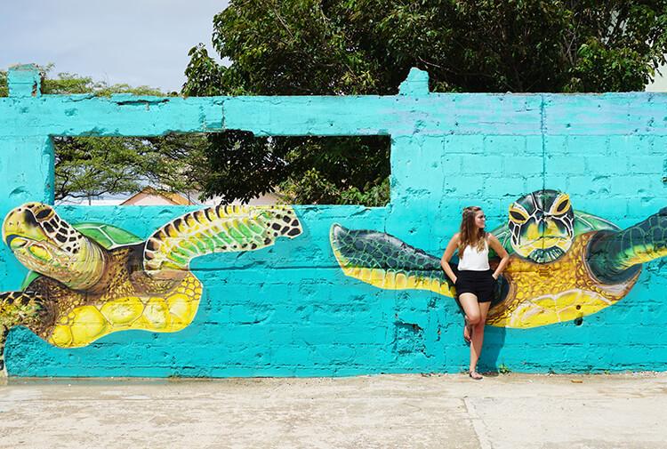 Bezienswaardigheden Aruba