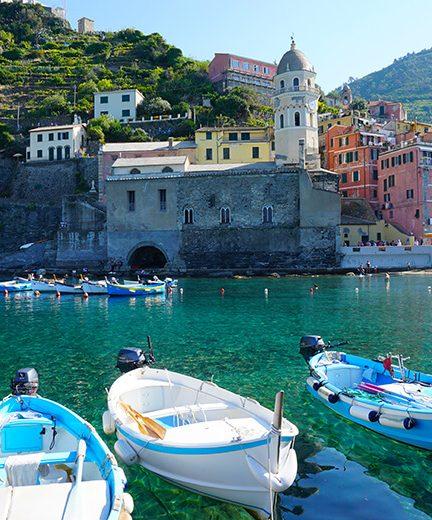 Roadtrip Italië