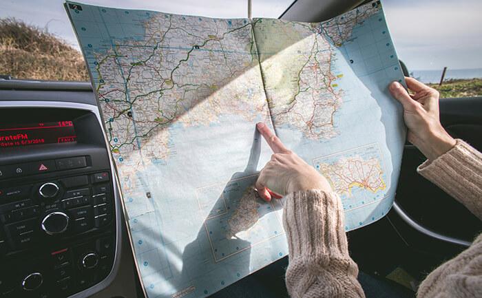 Duurzaam reizen deeleconomie