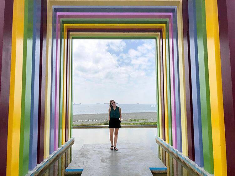 Kaohsiung: Rainbow Arch