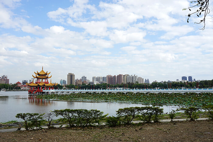 Kaohsiung: Lotus Lake