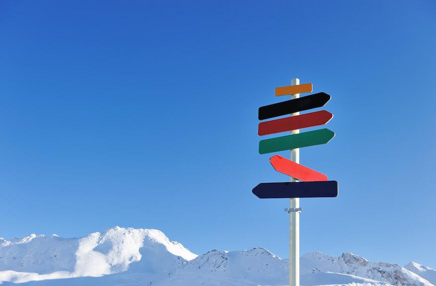 Veilig skiën
