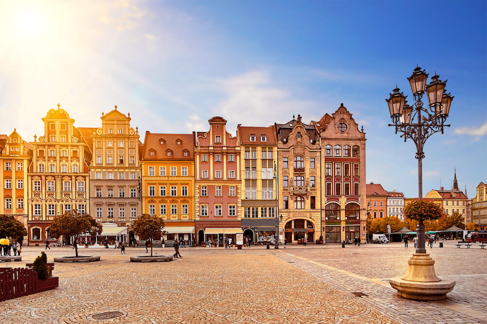 Wroclaw bezienswaardigheden